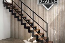 Kovové schodiště (2)