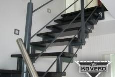 Kovové schodiště (5)