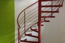 Kovové schodiště (6)