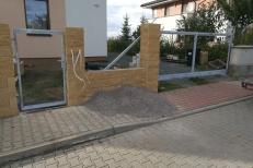 Kovová brána (20)