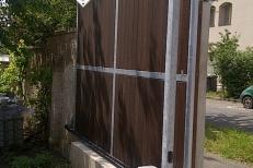 Kovová brána (3)