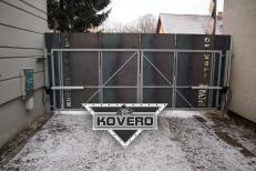 Kovová brána (4)